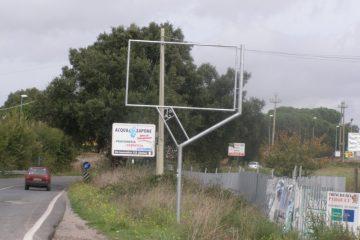 impianto stradale